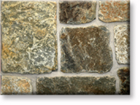 Small photo of Autumn Creek Petite Tumbled European Castle Stone